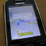 Google Maps for mobiles &#8211; very nice!