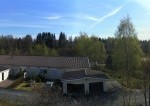 Back yard panorama